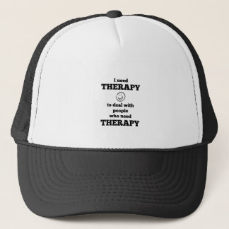 Therapie Trucker Pet