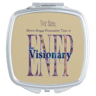 theVisionary ENFP Make-up Spiegeltje
