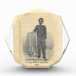 "Thomas ""Blinde Tom"" Wiggins, 1859 Acryl Prijs"