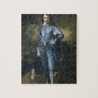 Thomas Gainsborough- de Blauwe Jongen Puzzel