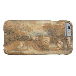 Thomas Gainsborough - het Landschap van de Berg Barely There iPhone 6 Hoesje