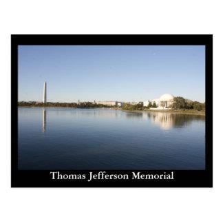 Thomas Jefferson Memorial Briefkaart