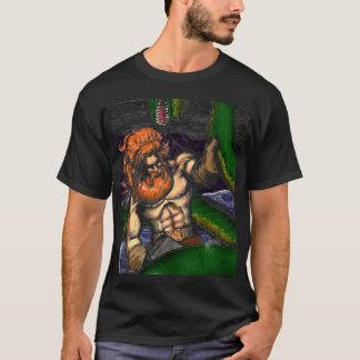 Thor versus Jormungand T Shirt