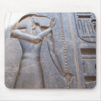Thoth - heilige god van kennis muismatten