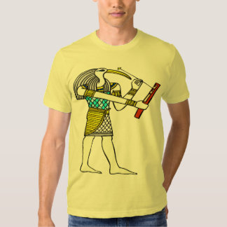 Thoth Traditionele Egyptenaar T-shirts