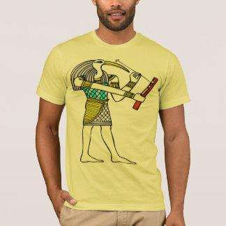 Thoth Traditionele Egyptenaar T-shirts