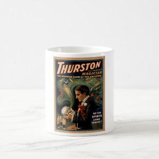Thurston de Mok van de Koffie van de Tovenaar