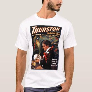 "Thurston - ""doe de Geesten terugkomen?"" Het T Shirt"
