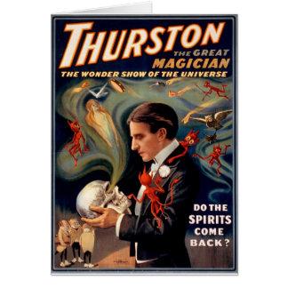 Thurston Groot Kaart