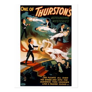 """Thurston - het Briefkaart """"zoals van een Langzaam"""