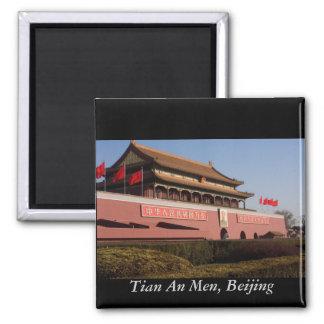 Tian Man, Peking Koelkast Magneetjes