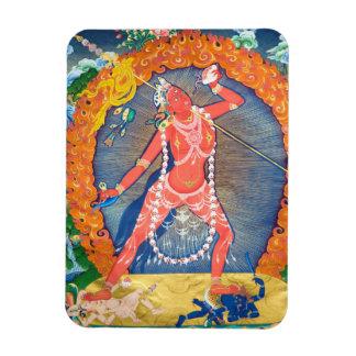 Tibetan Boeddhistische Deity van Vajrayogini Magneet