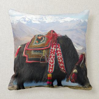 Tibetan Jakken Sierkussen