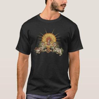 Tibetan Leeuw van de Sneeuw T Shirt