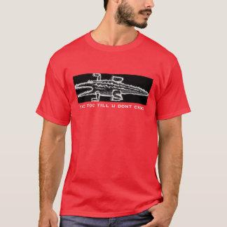 tic TOC croc roc T Shirt