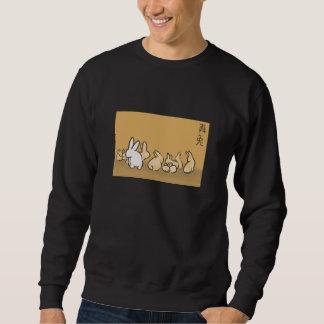 tien konijntjes springen-Lords Trui