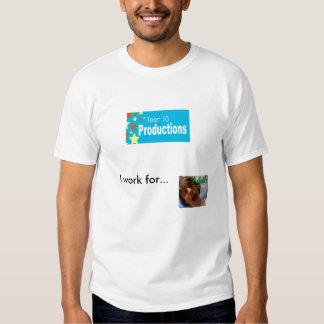 Tiener 10 Overhemd T Shirt