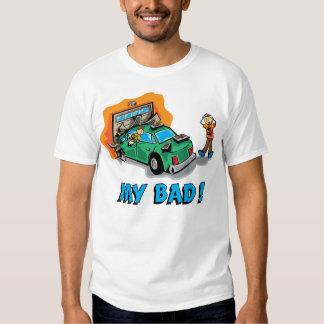 Tiener Bestuurders Shirt