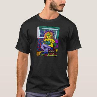 Tiener op Laag door Piliero T Shirt