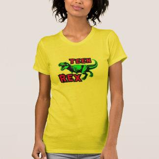 tiener rex t-shirt