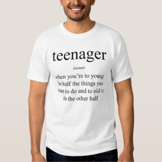 tiener t-shirts
