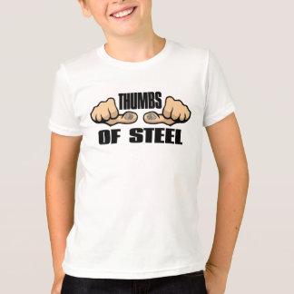 Tiener Texter - Duimen van Staal! T Shirt