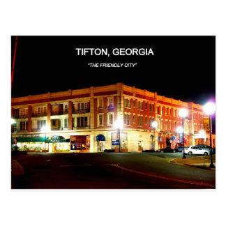 TIFTON, GEORGIË BRIEFKAART
