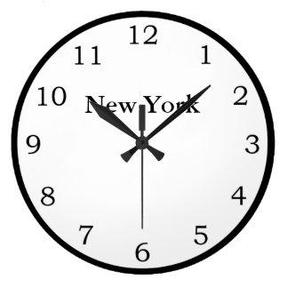 Tijd in New York Grote Klok