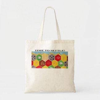 Tijd om Canvas tas voor het Toestel van het Gokken