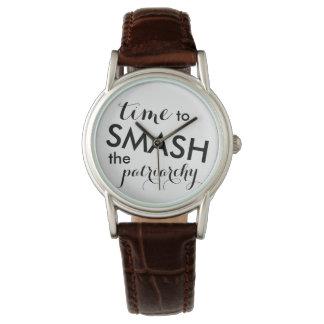 Tijd om het Horloge van het Patriarchaat, de