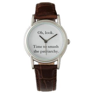 Tijd om het Horloge van het Patriarchaat, Zilver