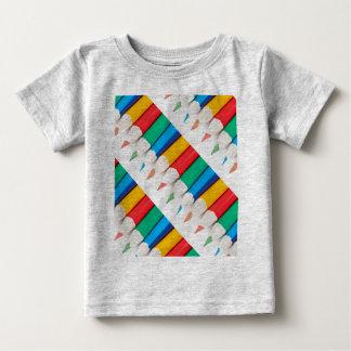 Tijd voor creativiteit baby t shirts