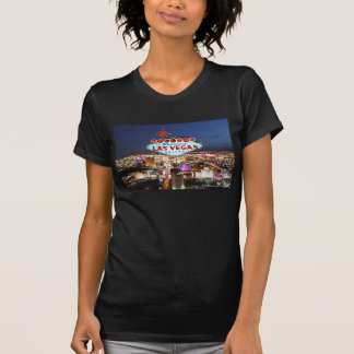 Tijd voor de Kleding van het Merk Vegas T Shirt