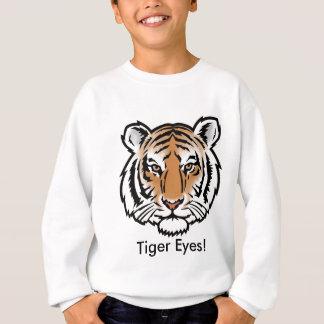 Tijger Eyez! - Kinder Sweatshirt