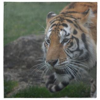 tijger katoenen servet