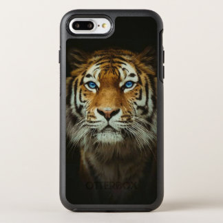 Tijger OtterBox Symmetry iPhone 8 Plus / 7 Plus Hoesje