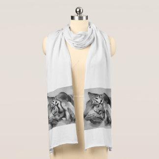 Tijger - Spookachtige 2 Sjaal