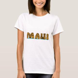 Tiki Maui T Shirt