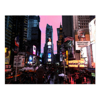 Times Square Briefkaart