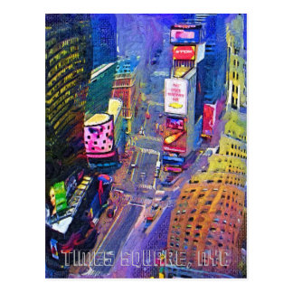 Times Square, NYC Briefkaart