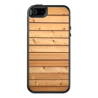 Timmerhout OtterBox iPhone 5/5s/SE Hoesje