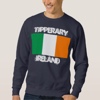 Tipperary, Ierland met Ierse vlag Trui