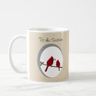 'Tis de Mok van de Koffie van het Seizoen