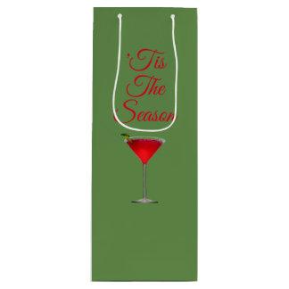 Tis het Seizoen Wijn Cadeautas