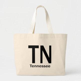 TN Tennessee duidelijke zwarte Tas