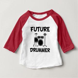 Toekomstig grappig het babyoverhemd van de baby t shirts