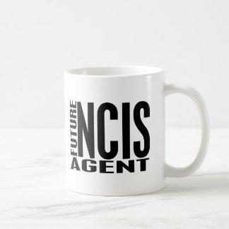 Toekomstige Agent NCIS Basic Witte Mok