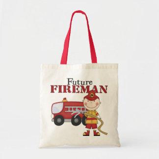 Toekomstige Brandweerman Draagtas