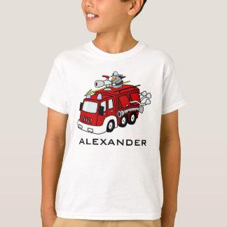 Toekomstige Brandweerman, ook T Shirt
