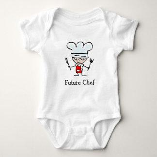Toekomstige chef-kok | de Leuke kleding van de Romper